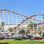 Belmont Park Rollercoaster